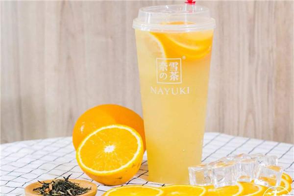 奈雪的茶奶茶产品图(三)