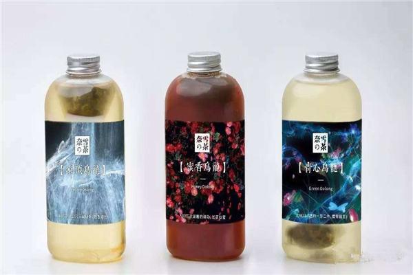 奈雪的茶南昌加盟店产品图(二)