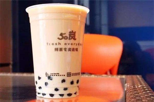 50岚奶茶产品图(三)