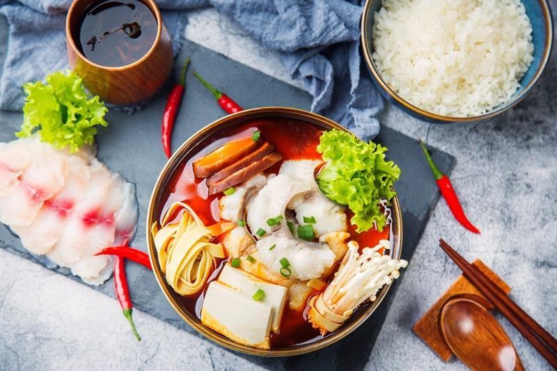 鱼小嫩酸菜鱼