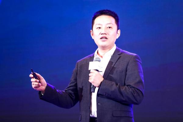 慧科CEO岳喜伟在教育部大会发表演讲,分享数字化时代产教融合人才培养创新实践