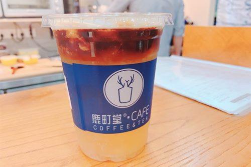 鹿町堂奶茶