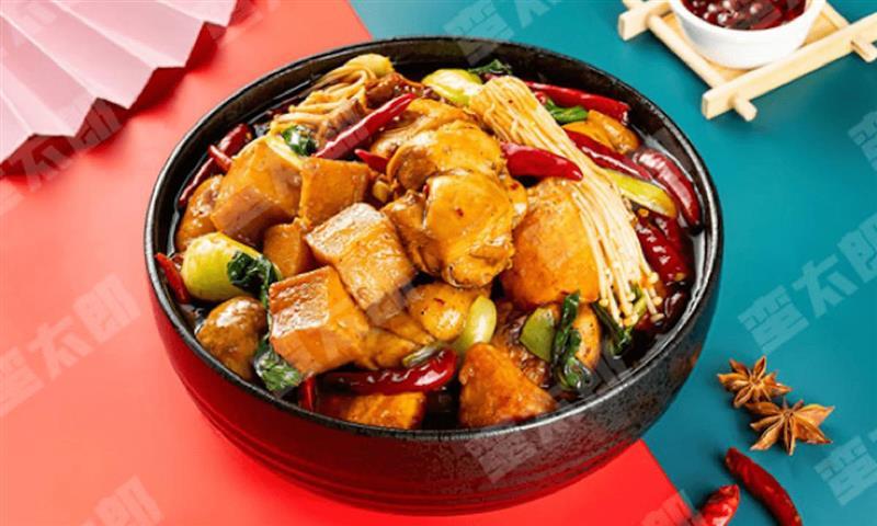 蛮太郎火锅鸡加盟