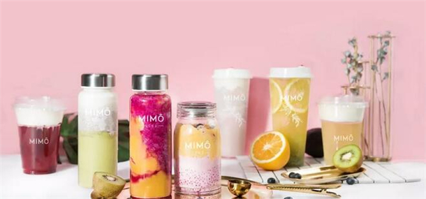 MIMO米莫的茶加盟