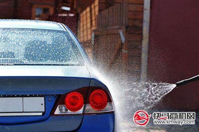 致富汇:洗车店赚钱吗