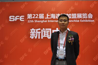 齐家网副总裁罗晶先生专访(致富汇加盟网)