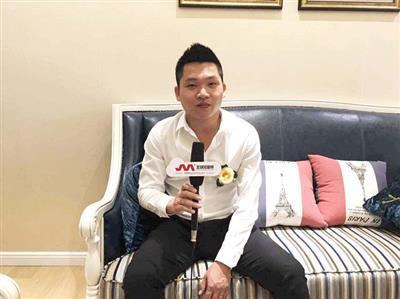专访高明明:布兰莎定制家居副总经理(致富汇加盟网)