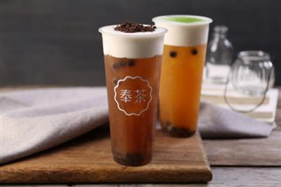 人生梦,人生路:辍学小伙的奉茶奶茶店