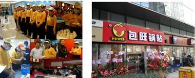 经典时尚 上海小吃——包旺锅贴