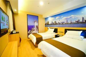 旅游业兴起,酒店连锁加盟怎么样?尚客优酒店好不好?