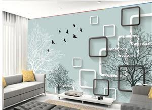 简单又好看的个性墙饰,也是现代家居的一种新格调
