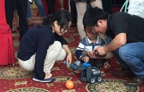 机器人教育行业这么火,码高机器人教育需要投入多少资金?