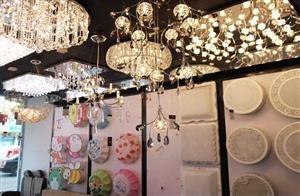 室内灯饰连锁店的店面展示法则