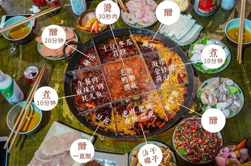 吃货的重庆火锅点单手册
