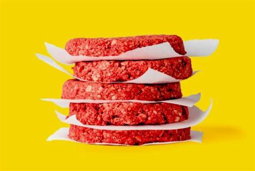 人造肉汉堡未来会抢占传统汉堡市场吗?