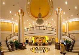 商务酒店行业商机无限,豪庭商务酒店加盟费多少钱?