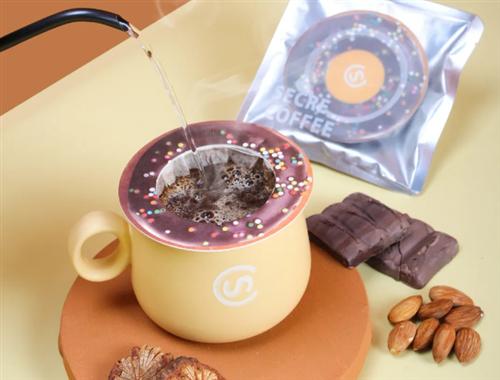 """""""时萃 SECRE"""" 范若愚:做2-10元咖啡界的精品"""