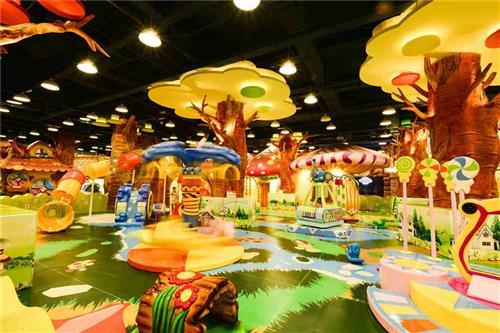 推荐 | 有哪些值得加盟的儿童乐园品牌?