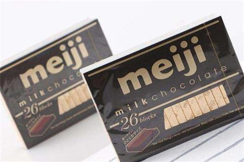 明治巧克力是如何长期稳占三成市场的?
