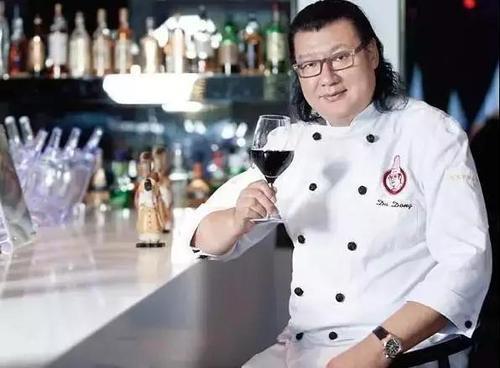 """""""大董""""董振祥:疫情中国餐饮业的分水岭。"""
