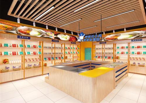 餐饮行业新零售模式——火锅食材超市到底能不能火
