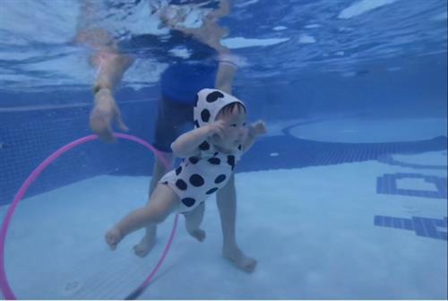想开店?童漾婴童游泳馆加盟流程了解一下