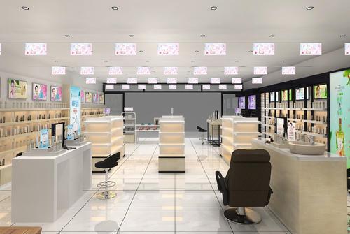 丰富产品可靠质量 精妆联华国际美妆妆铸就成功之路