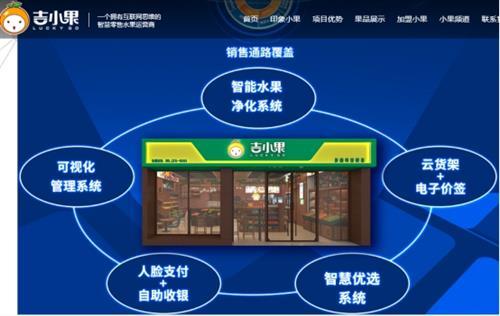 吉小果水果店加盟:深受青睐的轻奢水果品牌