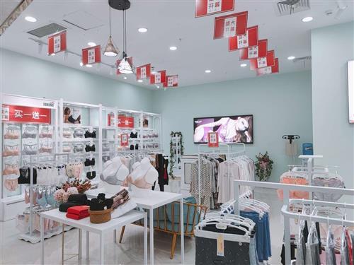 加盟狄朵娜内衣品牌店,轻松打开当地市场