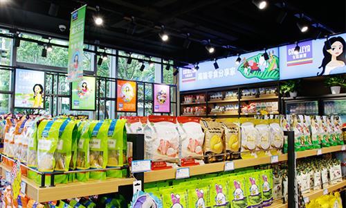 卡塔利亚进口食品超市市场口碑良好,好评不断