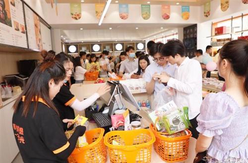 零食店加盟10大品牌,一扫光零食加盟店怎么样?