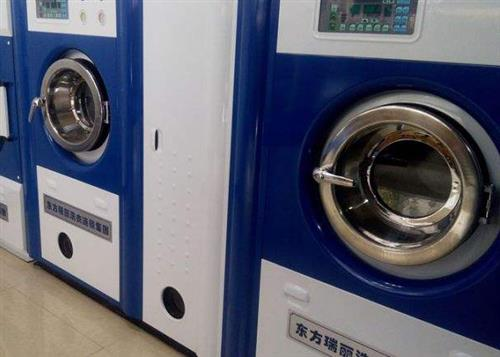 十万左右能开家瑞丽洗衣加盟店吗?