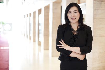 克丽缇娜董事长陈碧华 传递美与健康正循环