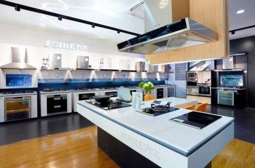 80后90后投资创业选什么?厨房电器行业加盟前景好吗?