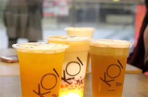 koi奶茶加盟品牌开店优势多吗?获利情况如何?