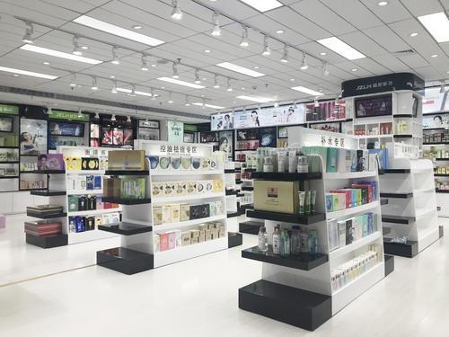 精妆联华多品牌美妆超市加盟 多品牌联营利润高