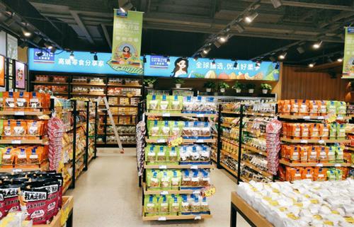投资进口食品加盟超市,没有淡旺季之分!
