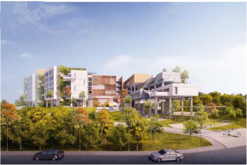 """武汉""""加盟""""大项目,正在建一座国际学校,预计2022年建成!"""