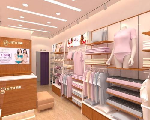 开内衣加盟店需要多少钱,如何以最低成本开店