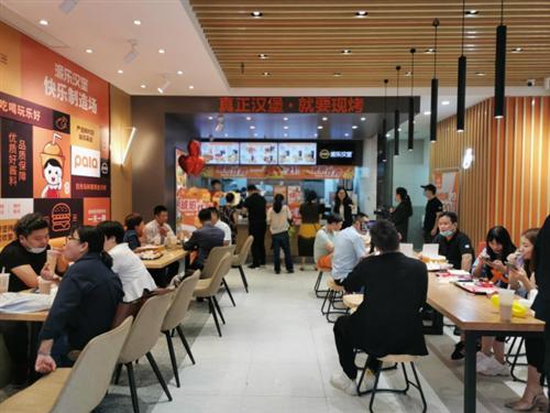 连锁超3000家,探寻本土快餐品牌派乐汉堡的扩张秘诀