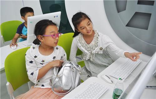 少儿编程如何让孩子更优秀?极客晨星深度解读