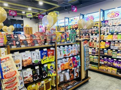小e同学全球零食加盟店是值得信赖的品牌