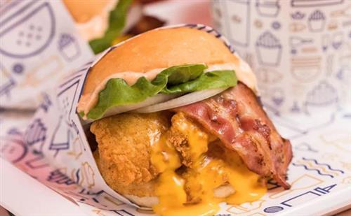 开一家汉堡店带你如何开拓终端市场