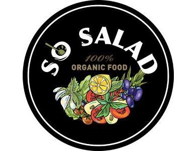 SO SALAD 瘦沙拉加盟