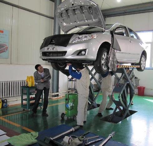 依维柯汽车维修