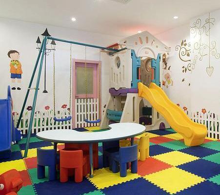 爱必胜儿童乐园