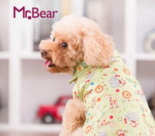 mr.bear宠物加盟