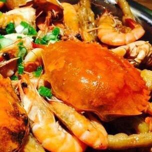 老渔夫肉蟹煲