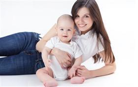 妈妈宝宝摄影