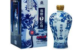 乾隆江南黄酒加盟